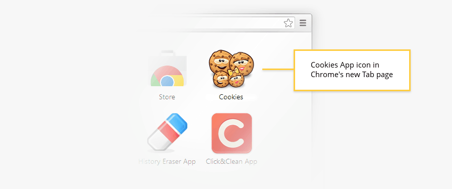 Cookies Button
