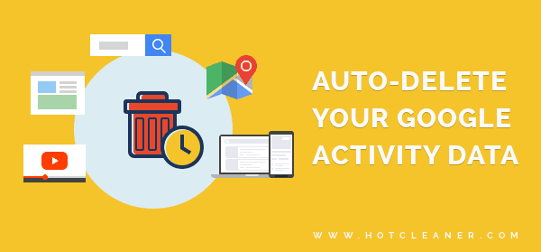 Automatically Delete Your Activity Data