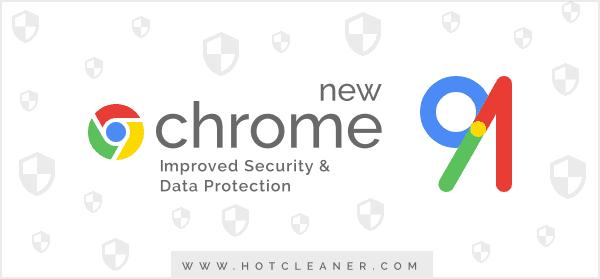 Chrome Version 91
