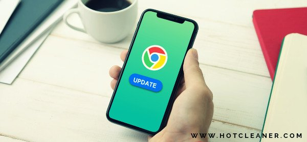 Keep Chrome Updated on Your iPhone and Android Phones