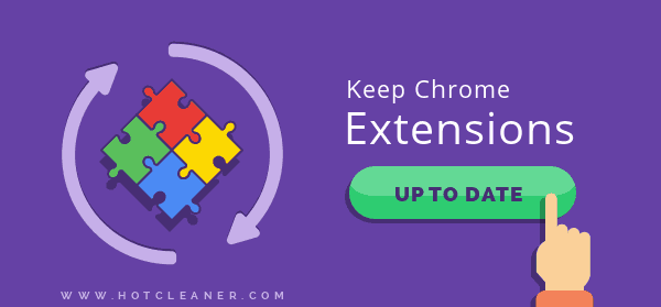 Keep Your Google Chrome Extensions Updated